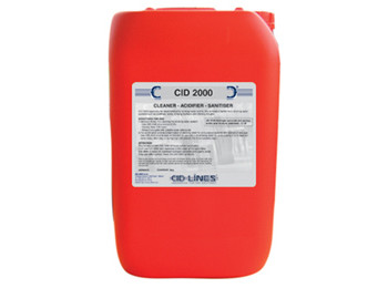 CID 2000, 10 кг