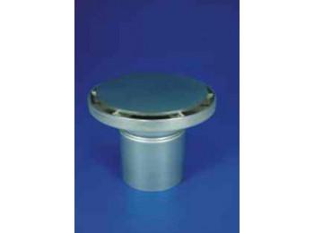 Трап мини вертикальный Dm200/110V1 с круглой головкой Решетка лестничная - D